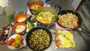 名古屋スタッフ料理写真2